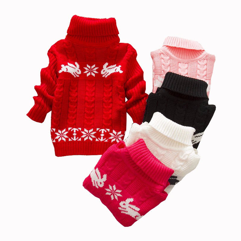 Kids Christmas Sweater - Multiple Colors - Flash Steals