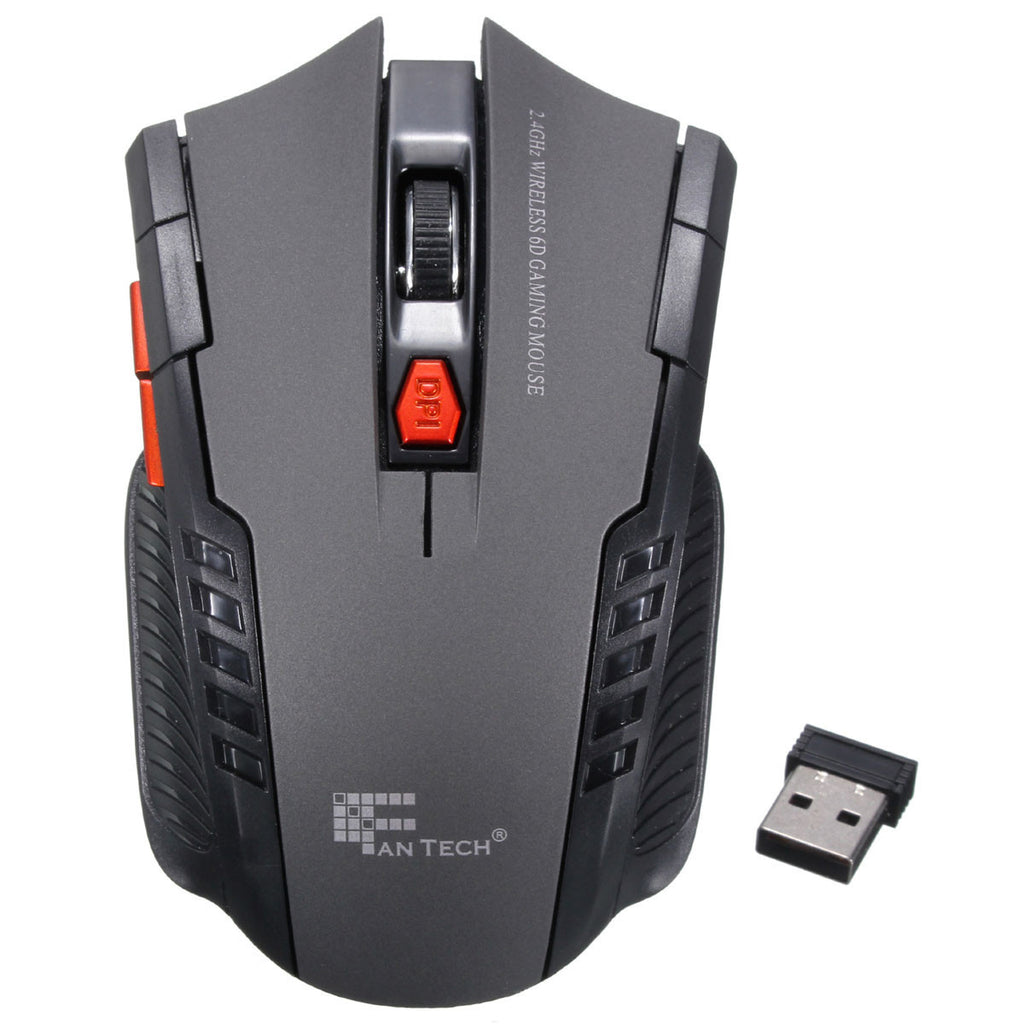 2.4Ghz Portable Wireless Mouse