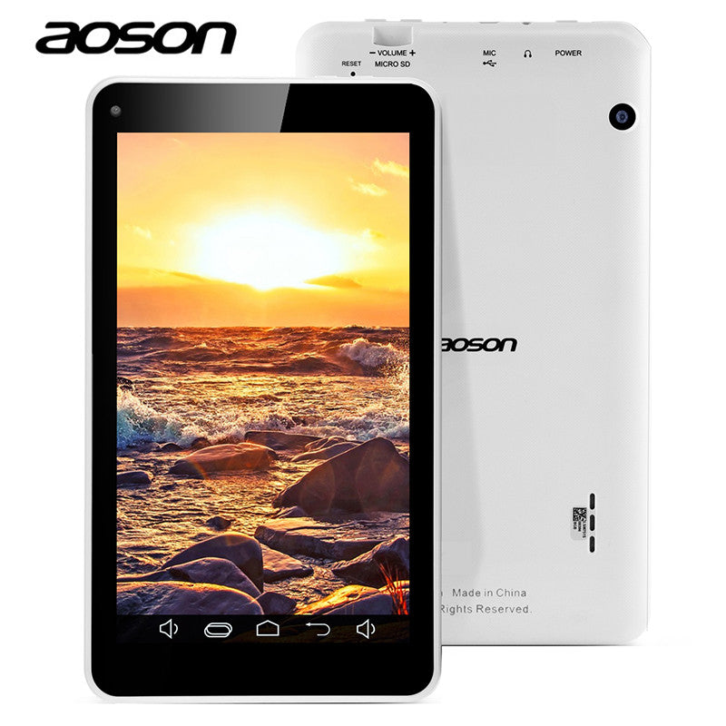 "Aoson Android 7"" Tablet"