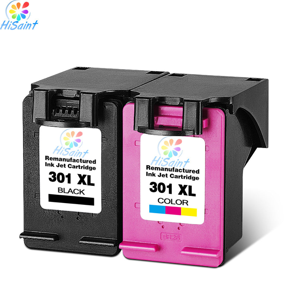 2-Pack: 301XL Ink Cartridge Replacement