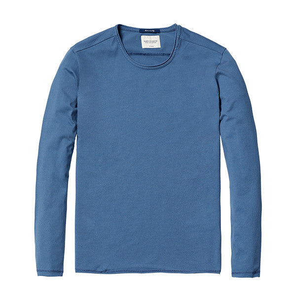 Long Sleeve 100% Cotton T-Shirts