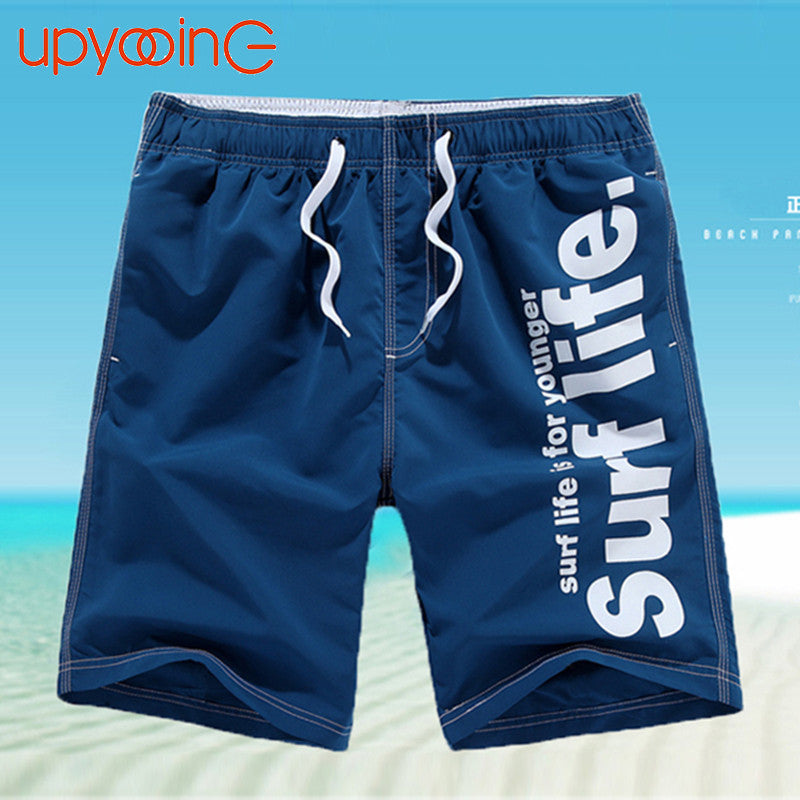 Mens Casual Quick Drying Boardshorts