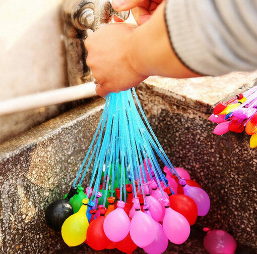 111-Pieces: Magic Water Balloons