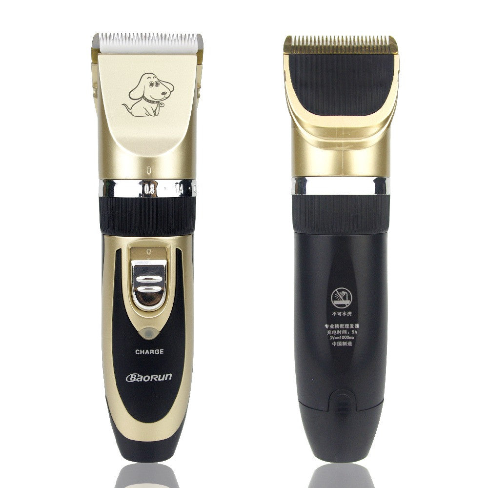 Professional Rechargeable Grooming Kit