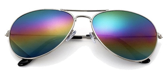 Aviator Unisex UV Polarized Sunglasses