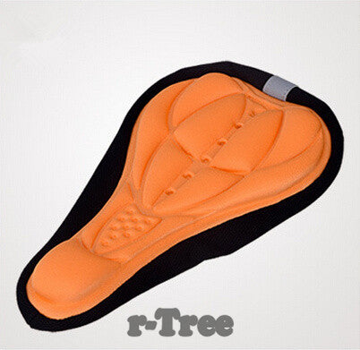 Silicone Saddle Bicycle Seat Cover