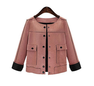 British style Women's Short Jacket