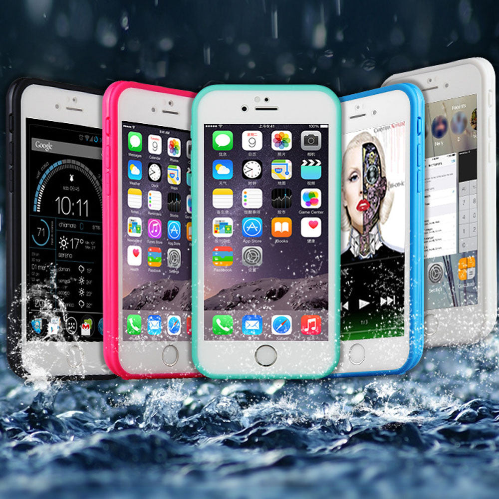 iPhone Waterproof Shockproof Case - Flash Steals