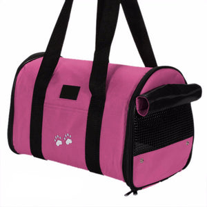 Portable Pet Tote Carry Bag