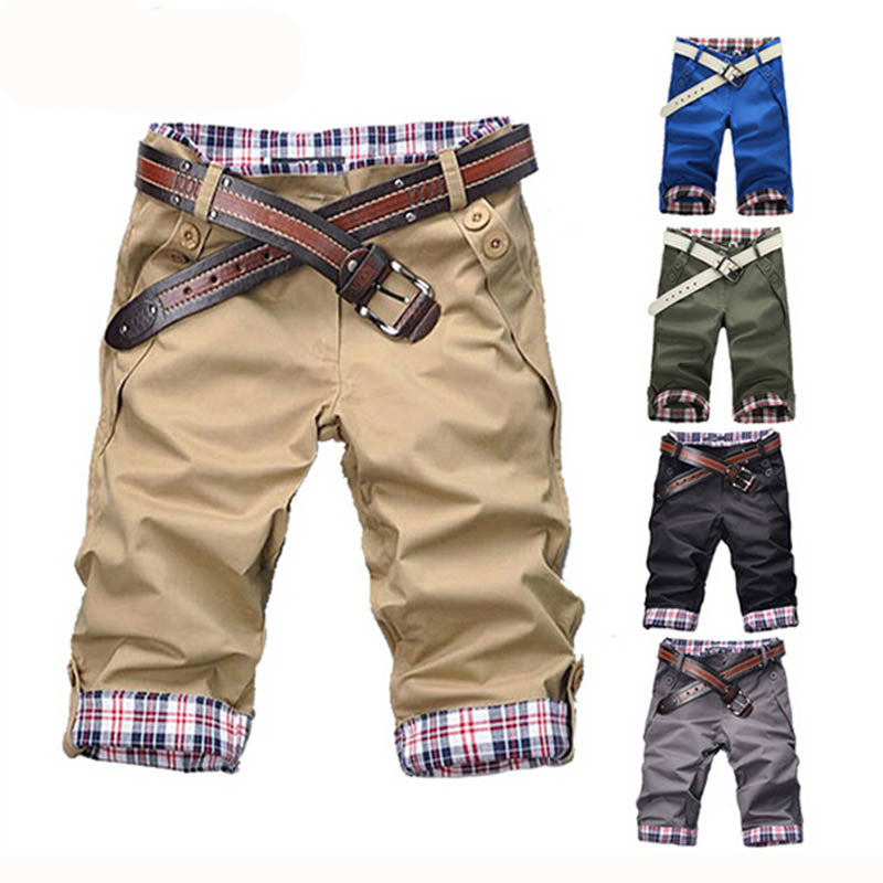 Fashion Printed Mens Shorts