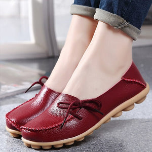 Womens Breathable Summer Casual Loafers