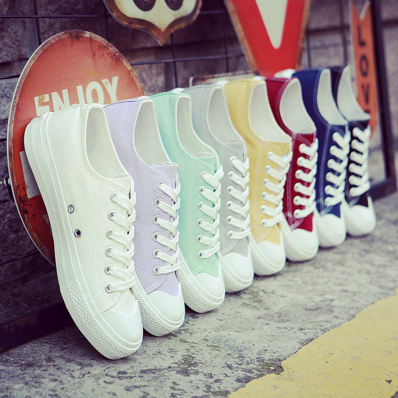 Womens Canvas Casual Shoes
