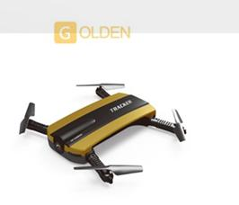SelfieDrone™ HD - Full Featured 720p Quadcopter Drone - Record Videos