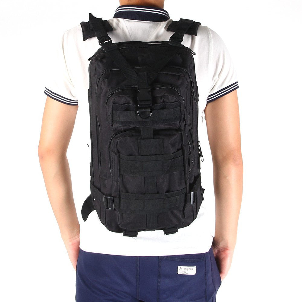 Outdoor Military Tactical Backpack - Flash Steals