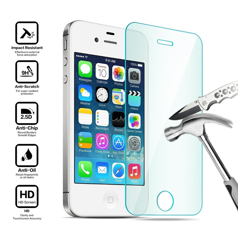 Premium Explosion Proof  Screen Protector - Flash Steals