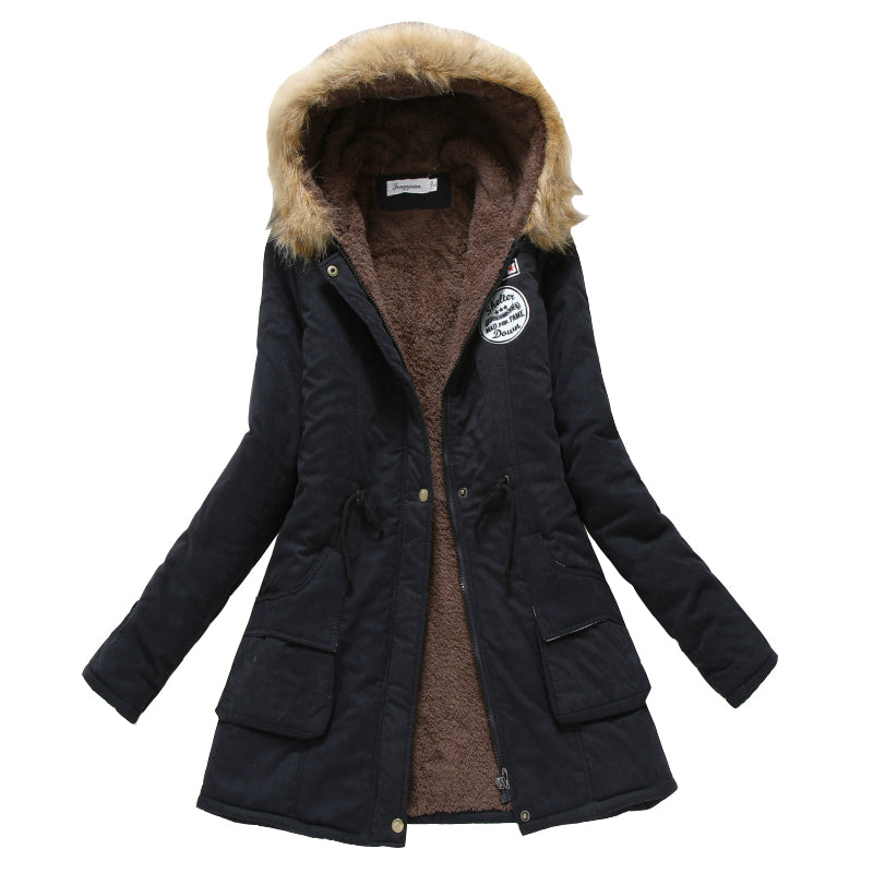 Parka Casual  Winter Jacket