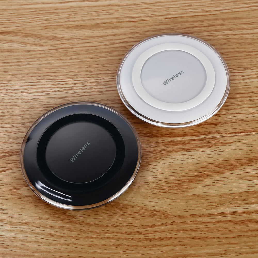 Wireless Qi Fast Charger For iPhone & Android