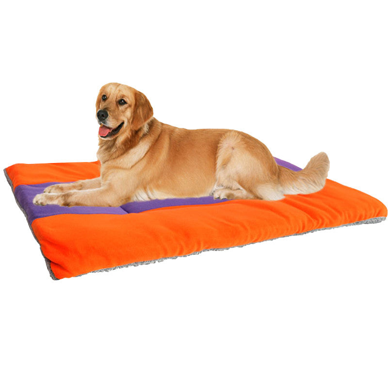 Breathable Flannel Dog Mattress