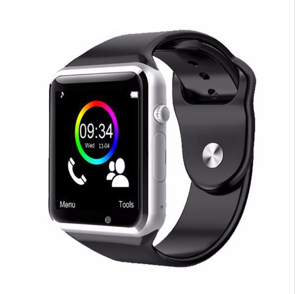 Bluetooth Touch Screen Smartwatch with Camera