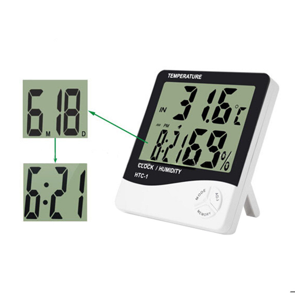Wireless Weather Station and Alarm Clock - Flash Steals