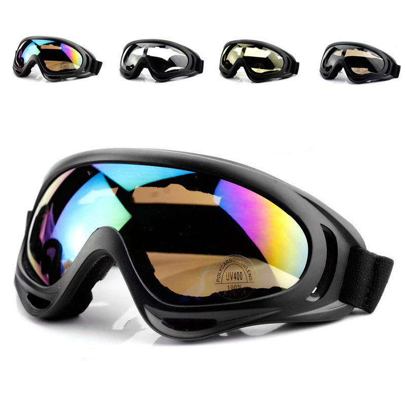 Anti-Fog UV Protected Ski Goggles