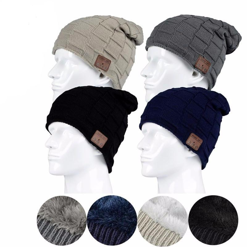 Bluetooth Knitted Bluetooth Hat