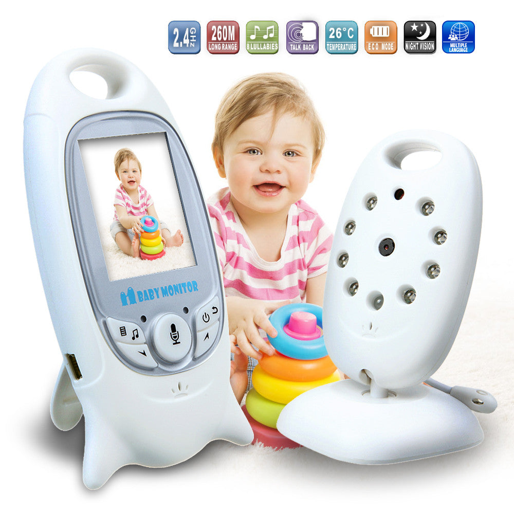 Two-way Baby Monitor - Flash Steals