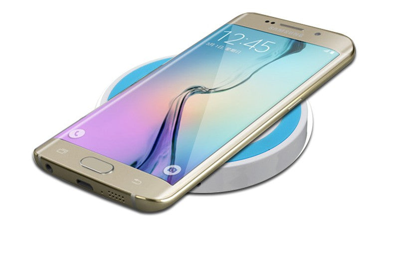 Wireless Charging Pad - Assorted Colors - Flash Steals