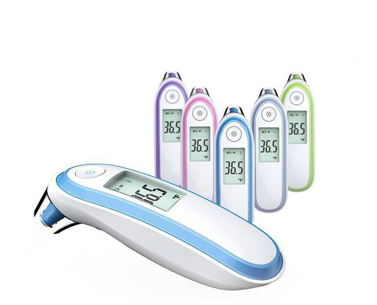 Dual Mode Forehead Thermometer
