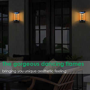 Outdoor Flaming Solar LED Light
