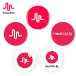 musical.ly PopSockets Stand for Smartphones & Tablets