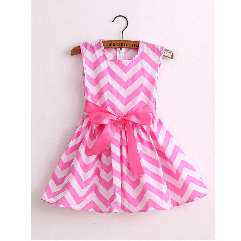 Cotton Print Girls Dresses - Multiple Styles - Flash Steals