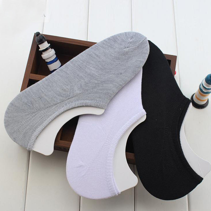 5 Pairs: Cotton Moisture Wicking Socks - Flash Steals