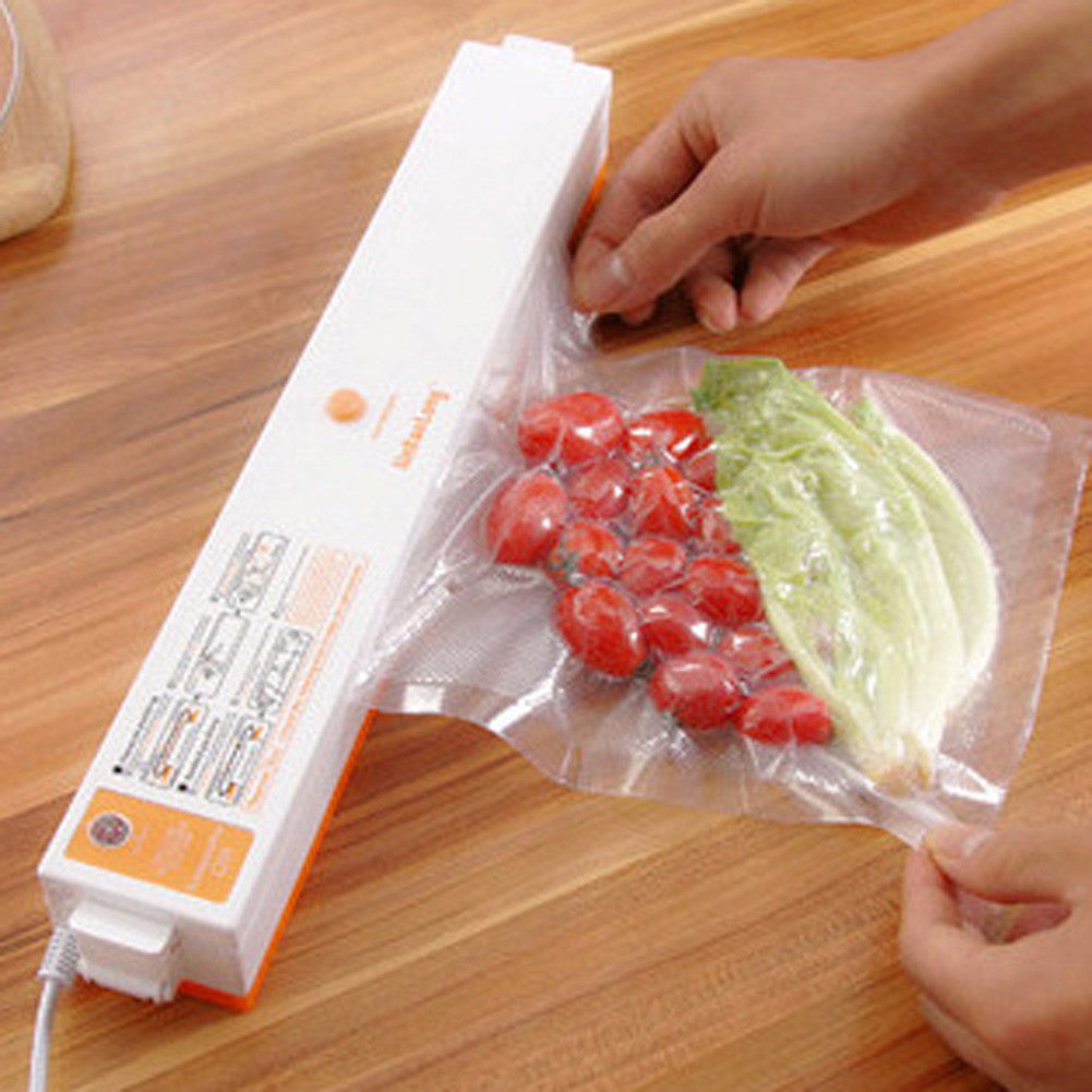 Automatic Electric Vacuum Food Sealer - Flash Steals