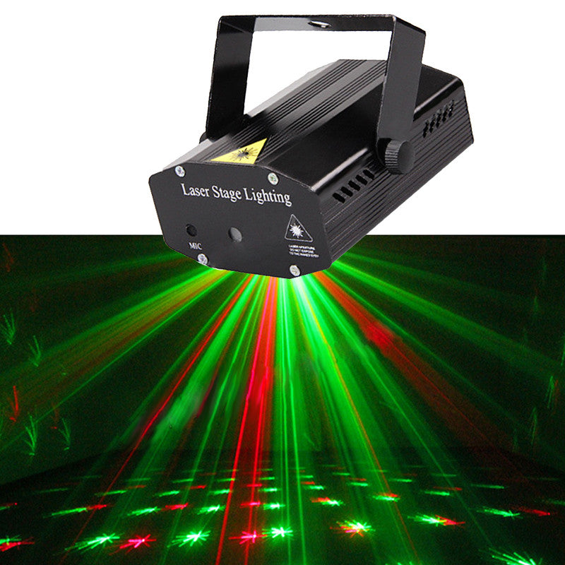 Holiday Light Show Laser Projector - Flash Steals