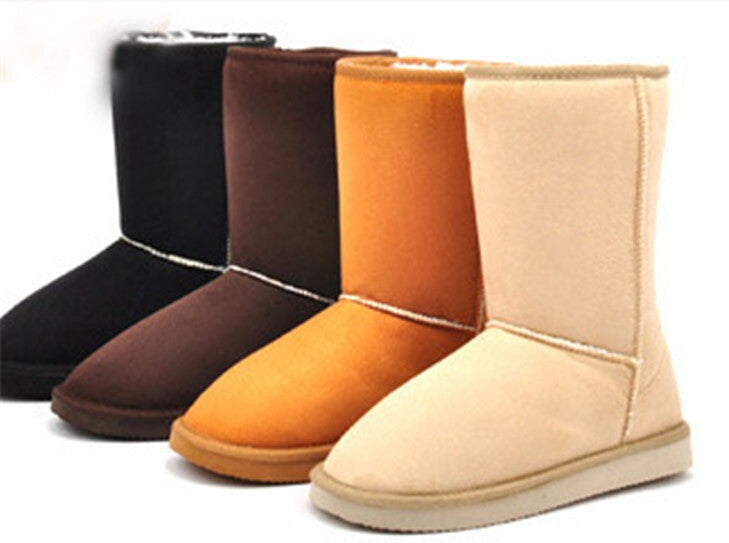 "Women's 9"" Cozy Boots - 6 Colors"