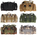 Outdoor Military Waterproof Portable Waist Bag