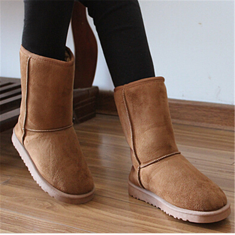 "Women's 9"" Cozy Boots - Multiple Colors"
