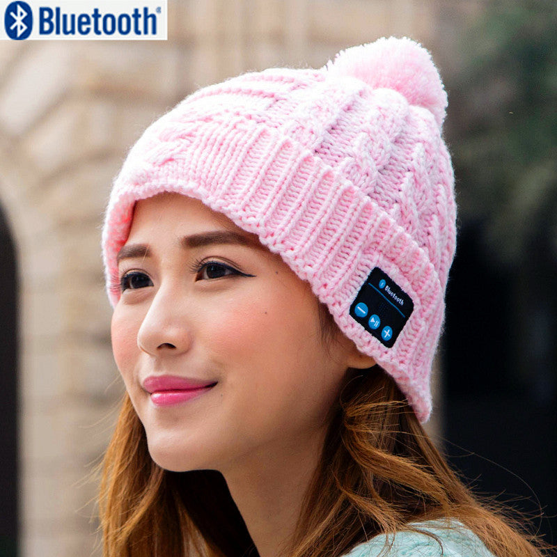 Bluetooth Beanie Hat - Multiple Colors