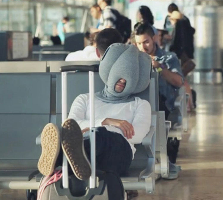Ostritch Travel Pillow