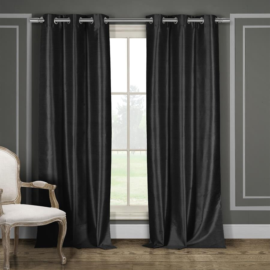 2-Pack: Duck River Textiles Blackout Energy-Saving Window Panel Curtains - Flash Steals