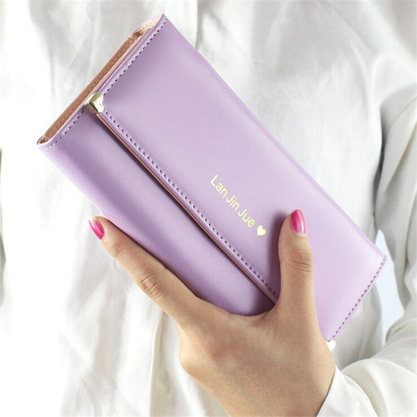 Mamir's Express - Adorable Long Purse Wallet