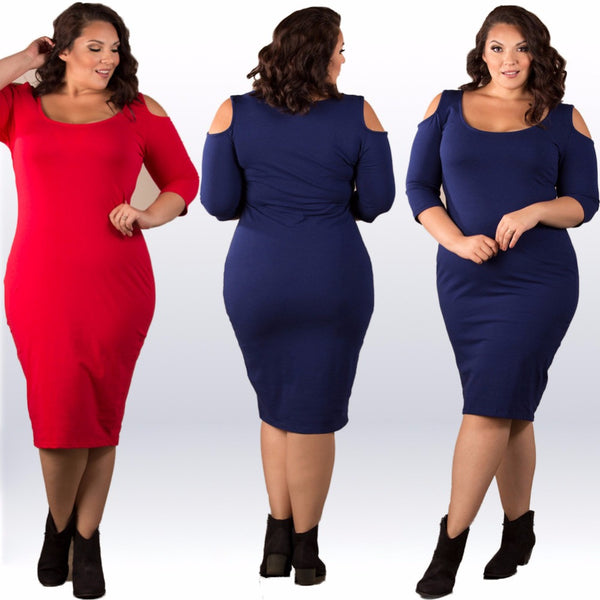 Sexy plus size clothing wholesale