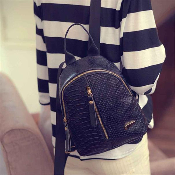Fashion Backpack Women School Bags For Teenager
