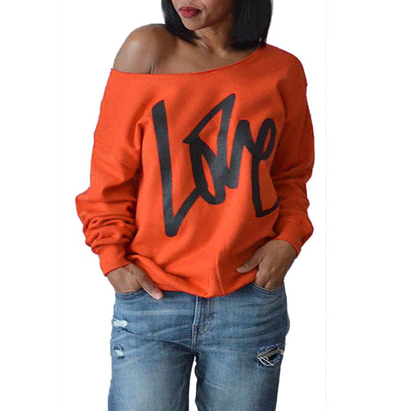Women Sweatshirts Long Sleeve