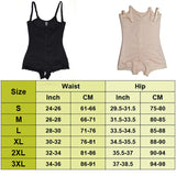 Mamir's Express - Full Body Shape Waist Trainer Bodysuit Shape-Wear