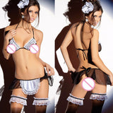 Sexy Maid Uniforms Cosplay Lingerie