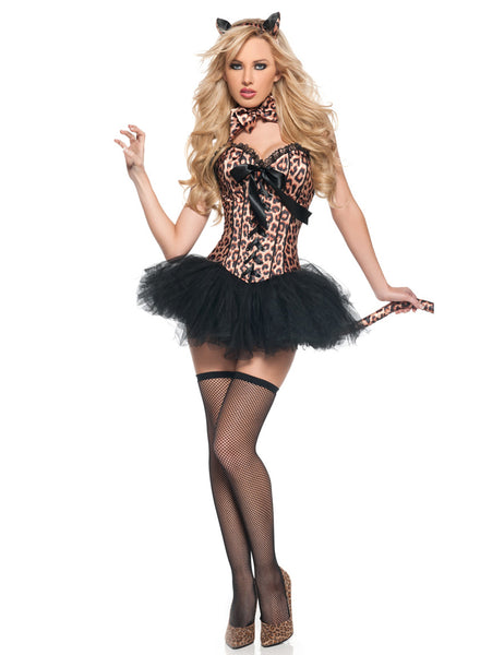 Mamir's Express - Adult Woman Halloween Costumes Sexy Cat woman Costume Cosplay