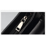 Mamir's Express - Leather Women Bag Black Chain Cross-body Handbags