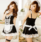 Mamir's Express - Lovely Female Maid Outfit Sexy Cosplay Costume